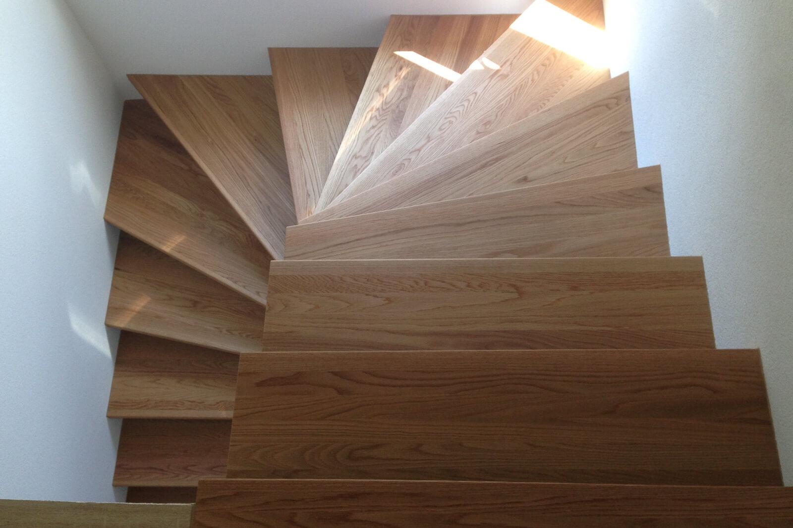 Treppe Innenausbau
